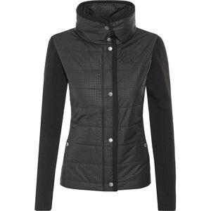 Jack Wolfskin Clarington Jacket Damen black all over black all over