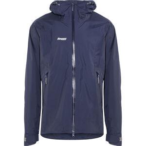 Bergans Letto Jacket Herren navy/solid grey navy/solid grey