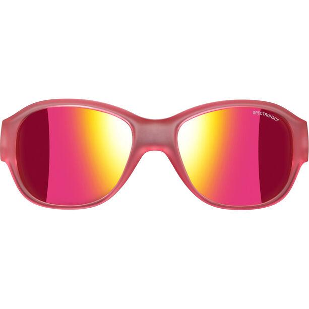 Julbo Lola Spectron 3CF Sunglasses 6-10Y Kinder matt translucent pink-multilayer pink