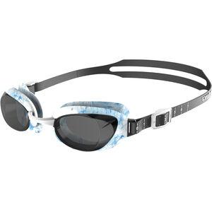 speedo Aquapure Optical Goggles black/smoke