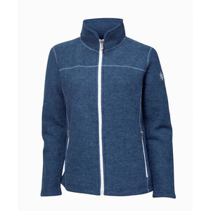 Ivanhoe of Sweden Beata Full-Zip Jacket Damen electric blue electric blue