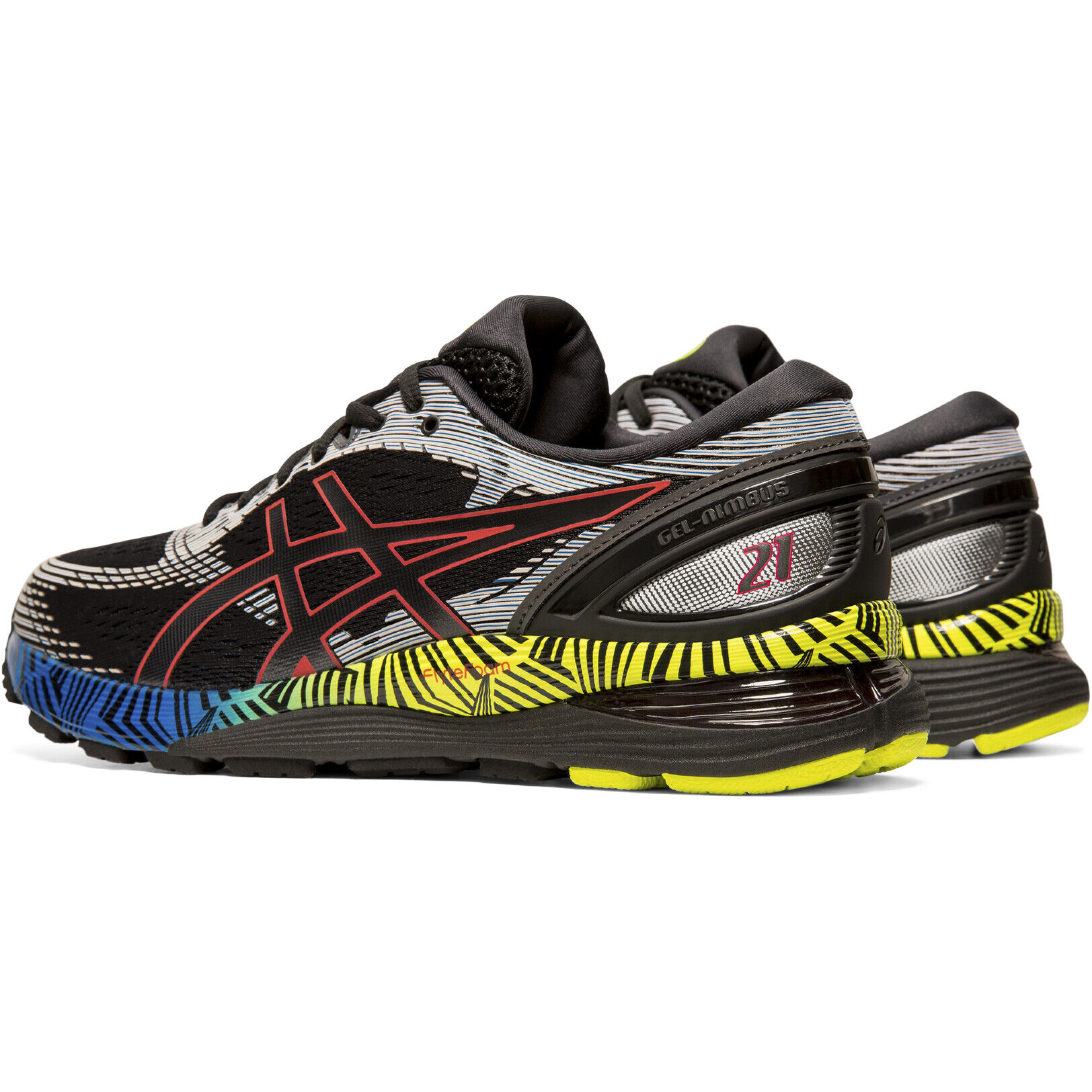 Asics Gel Nimbus 21 (1011A169) Illusion BlueBlack ab 103,59