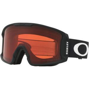 Oakley Line Miner XM Snow Goggles Damen matte black/w prizm snow rose matte black/w prizm snow rose