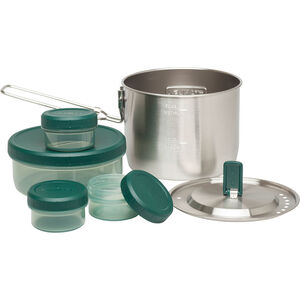 Stanley Adventure Cook + Store Set 946ml brushed brushed