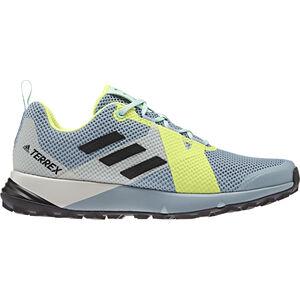 adidas TERREX Two Shoes Damen ash grey/core black/hi-res yellow ash grey/core black/hi-res yellow