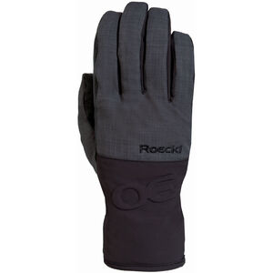 Roeckl Kasaan Handschuhe black black