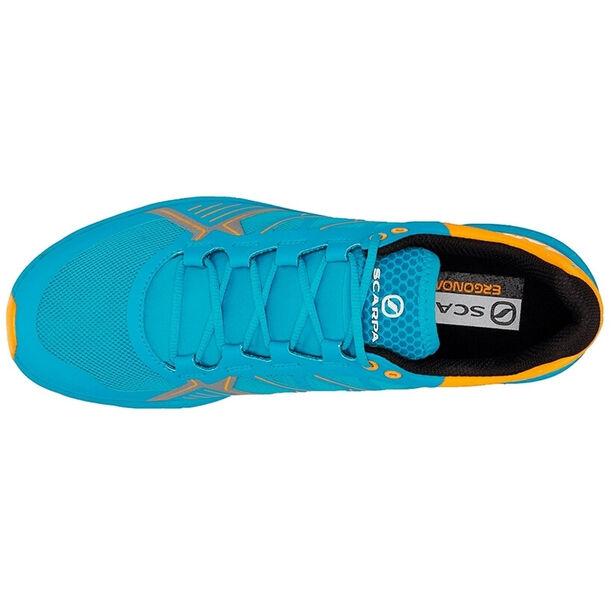 Scarpa Spin Schuhe Herren sea/bright orange