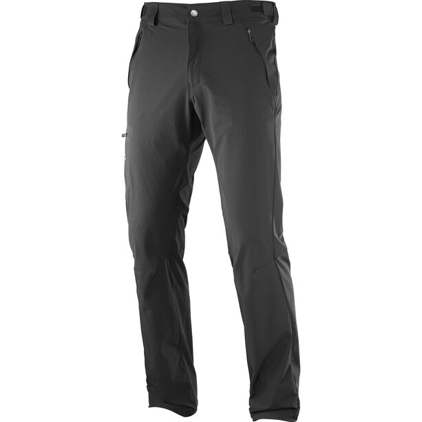Salomon Wayfarer Straight Pants Herren black