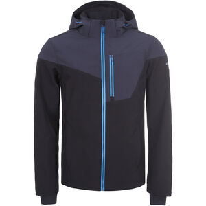 Icepeak Bendon Softshell Jacke Herren grey/black grey/black