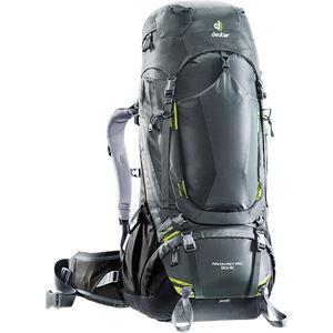 Deuter Aircontact Pro 60 + 15 Backpack graphite-black graphite-black