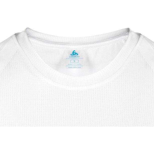 Odlo Active Spine Light LS Rundhalsshirt Damen white