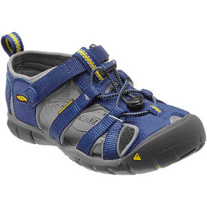Keen Seacamp II CNX Sandals Jugend blue depths/gargoyle blue depths/gargoyle