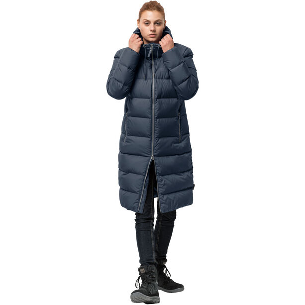 Jack Wolfskin Crystal Palace Coat Damen midnight blue