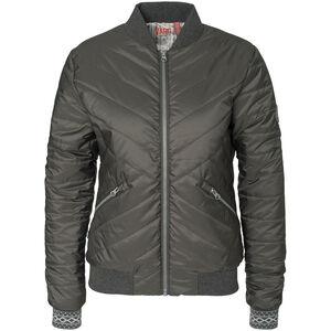 Varg Stockholm Jacket Damen dark grey dark grey