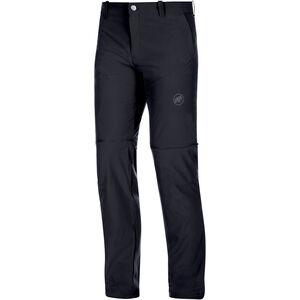 Mammut Runbold Zip-Off Pants Herren black black