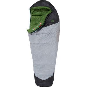 The North Face Green Kazoo Sleeping Bag regular high rise grey/adder green high rise grey/adder green