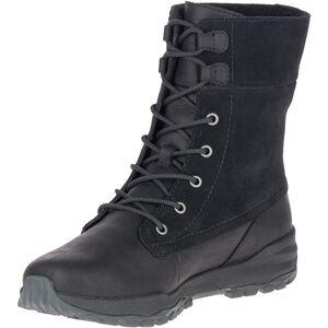 Merrell Icepack Guide Lace PLR WP Mid-Cut Schuhe Damen black black