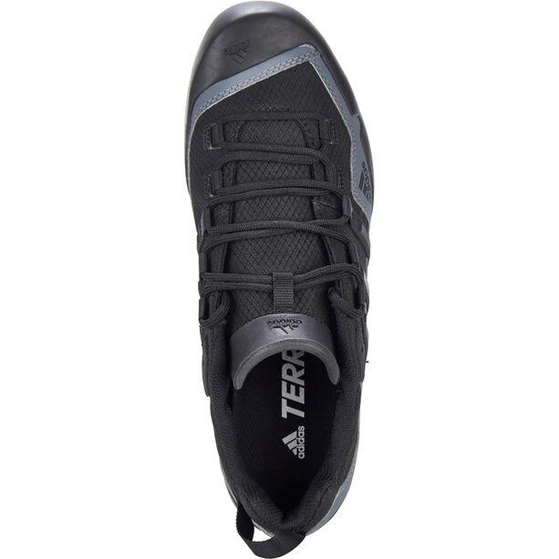 adidas TERREX Swift Solo 2 Shoes Herren black/black/lead