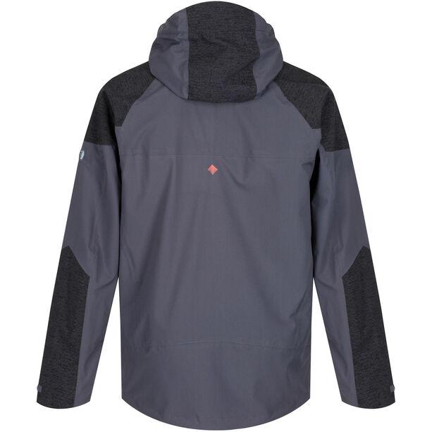 Regatta Oklahoma IV Jacket Herren sealgrey/black