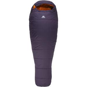 Mountain Equipment Starlight II Sleeping Bag regular aubergine / blaze aubergine / blaze