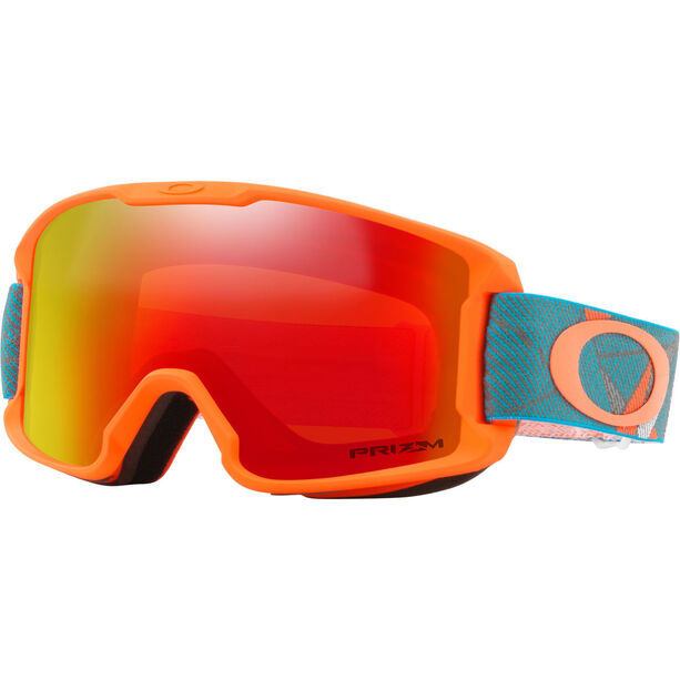 Oakley Line Miner Snow Goggles Kinder prizmatic org sea/prizm snow torch iridium