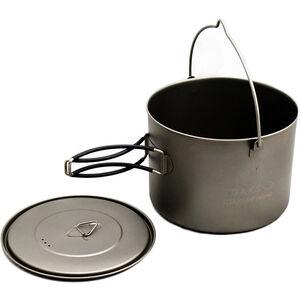 Toaks Titanium Pot with Bail Handle 1600ml