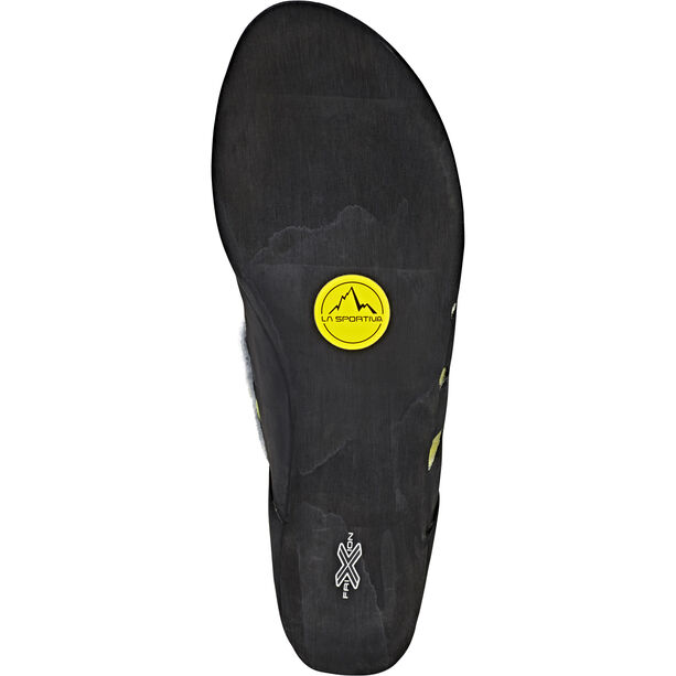 La Sportiva Tarantula Climbing Shoes Herren kiwi/grey