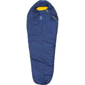 Haglöfs Tarius +1 Sleeping Bag 190cm hurricane blue hurricane blue
