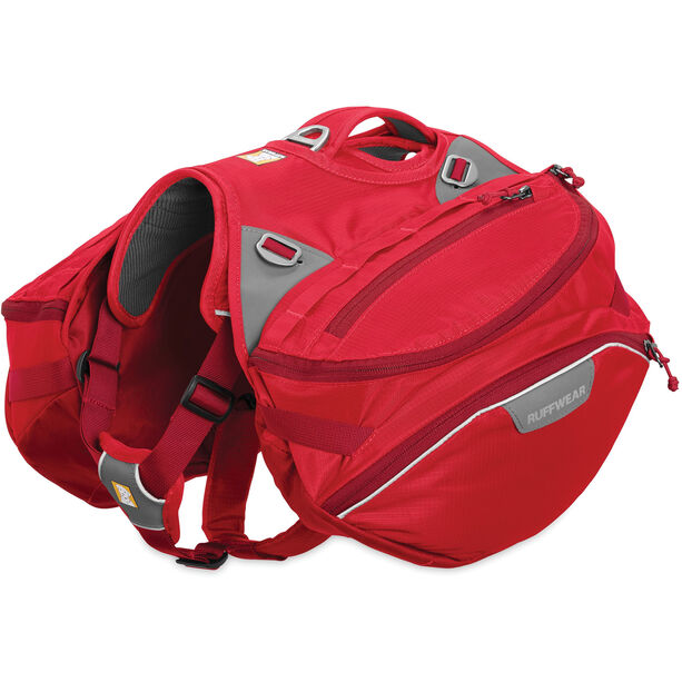 Ruffwear Palisades Pack red currant