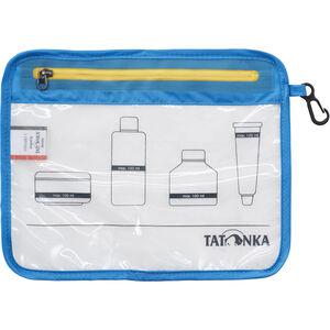 Tatonka Zip Flight Bag A5 transparent transparent