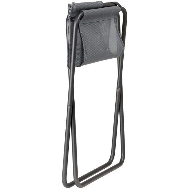 Lafuma Mobilier CNO Campingstuhl Texplast titane/silex