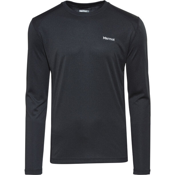 Marmot Windridge LS Shirt Herren black