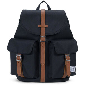 Herschel Dawson Small Backpack black/tan black/tan