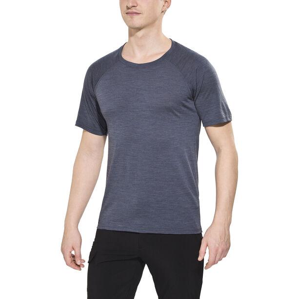 Bergans Sveve Wool T-Shirt Herren nightblue mel