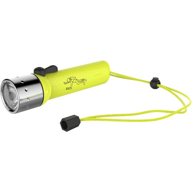 Led Lenser LED D14.2 Flashlight Blister yellow