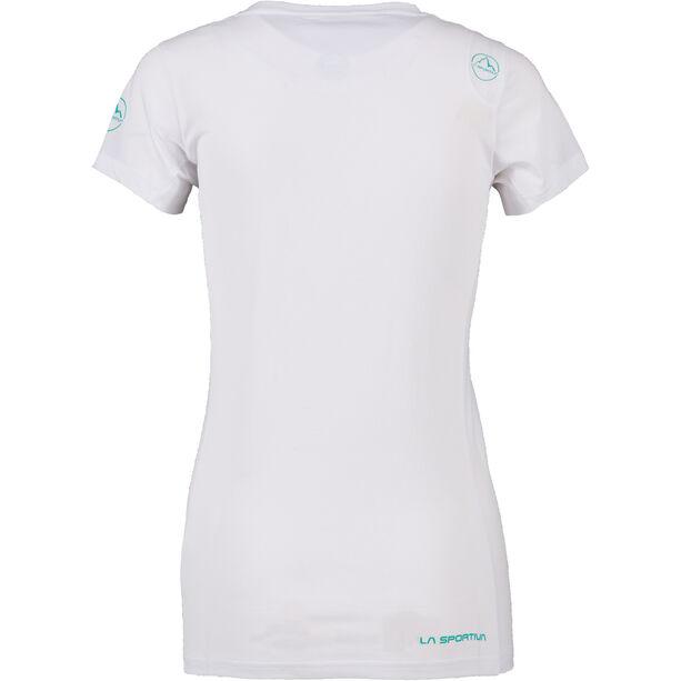 La Sportiva Cubic T-Shirt Damen white