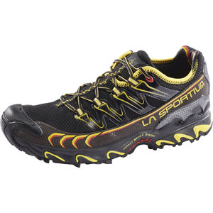 La Sportiva Ultra Raptor Running Shoes Herren black/yellow black/yellow
