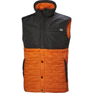 Helly Hansen Movatn Wool Ins Vest Herren blaze orange blaze orange