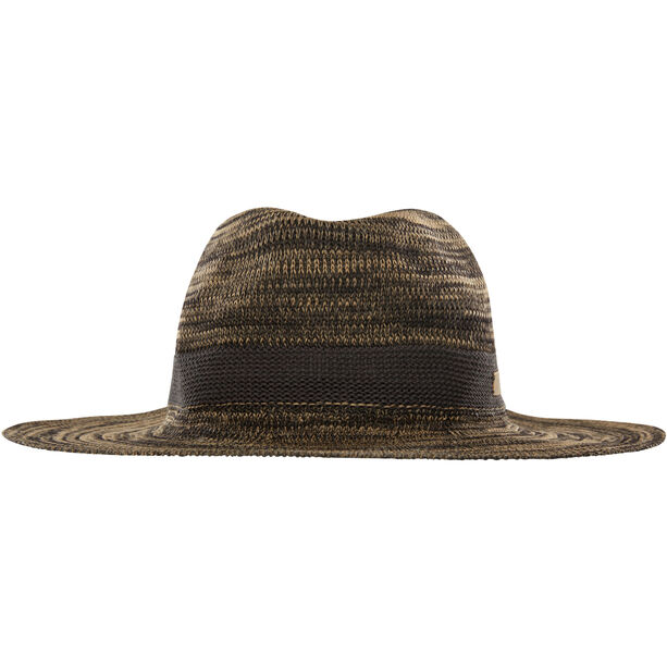 The North Face Packable Panama Hat Damen kelp tan/tnf black marl
