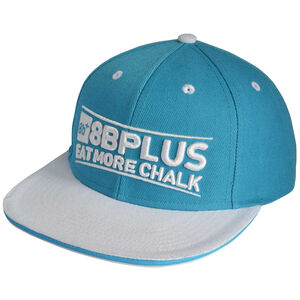 8BPLUS Eat More Chalk blue white blue white