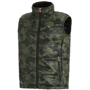 Regatta Icebound III B/W Vest Jungs printed dark khaki camo printed dark khaki camo