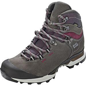 Hanwag Tatra Light GTX Shoes Damen asphalt/dark garnet asphalt/dark garnet