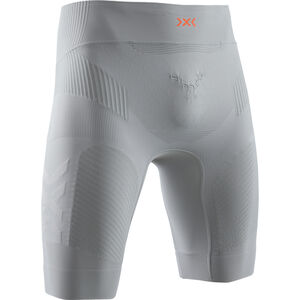 X-Bionic Twyce G2 Run Shorts Herren dolomite grey/sunset orange dolomite grey/sunset orange