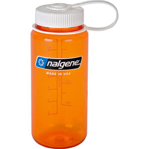 Nalgene Everyday Weithals Trinkflasche 500ml orange orange
