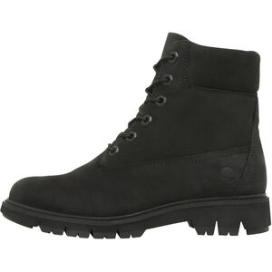 "Timberland Lucia Way WP 6"" Stiefel Damen black nubuck black nubuck"