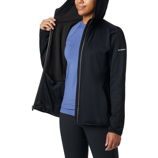 Columbia Windgates Fleecejacke Damen black
