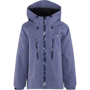 Isbjörn Monsune Hardshell Jacket Jugend denim denim