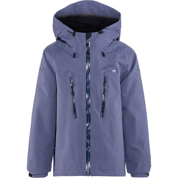 Isbjörn Monsune Hardshell Jacket Jugend denim