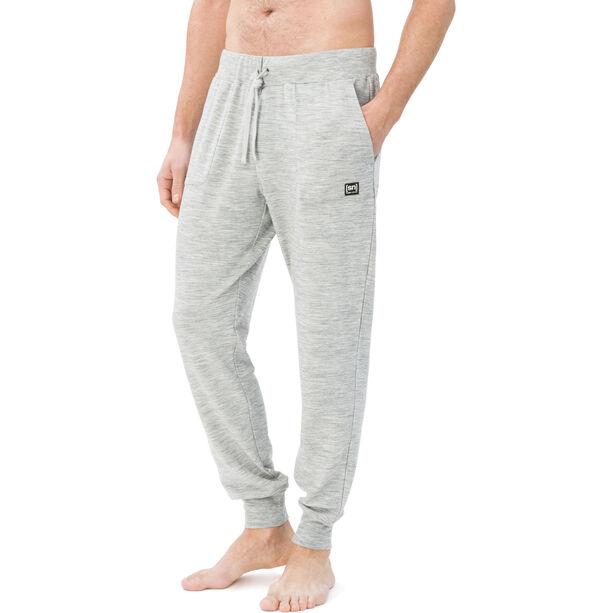 super.natural Essential Cuffed Pants Herren ash melange