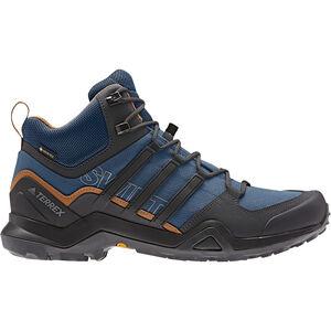 adidas TERREX Swift R2 GTX Outdoor Mid-Shoes Herren legend marine/core black/tech copper legend marine/core black/tech copper